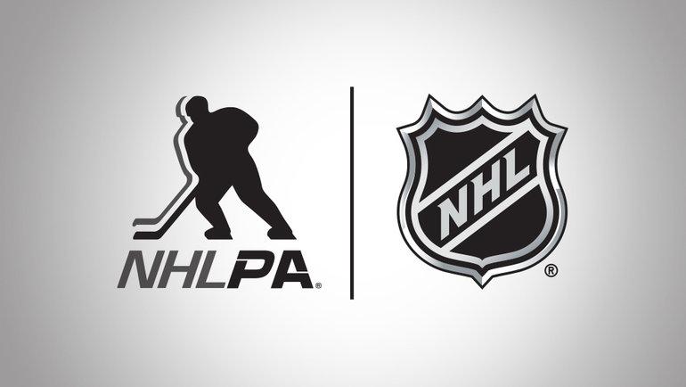 НХЛ иассоциация игроков договорились оплане возобновлении сезона. Фото nhl.com