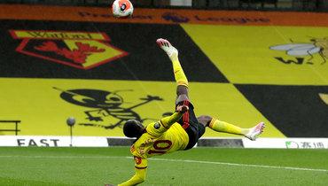 Уэлбек забил первый гол вАПЛ за682 дня. Исразу шедевр!