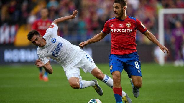 «Оренбург» примет ЦСКА вматче 27-го тура РПЛ. Фото Дарья Исаева, «СЭ»