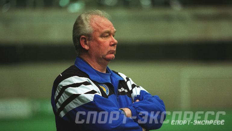 "Валерий Лобановский. Фото Александр Федоров., ""СЭ"""