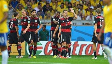 Этот матч шокировал весь мир. Сегодня годовщина самого унизительного поражения Бразилии