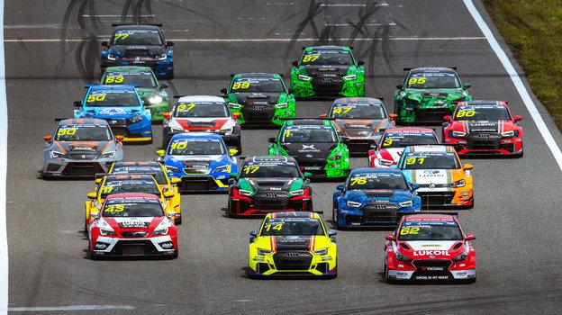 Российская серия кольцевых гонок. Фото Евгений Сафронов