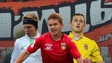 Александр Зинченко, Иван Обляков, Андрей Лунев.