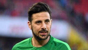 «Бавария» поблагодарила Писарро закарьеру