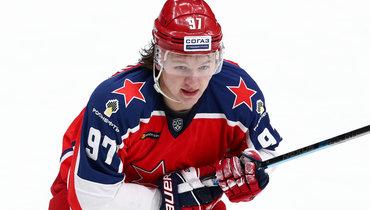 Кирилл Капризов.