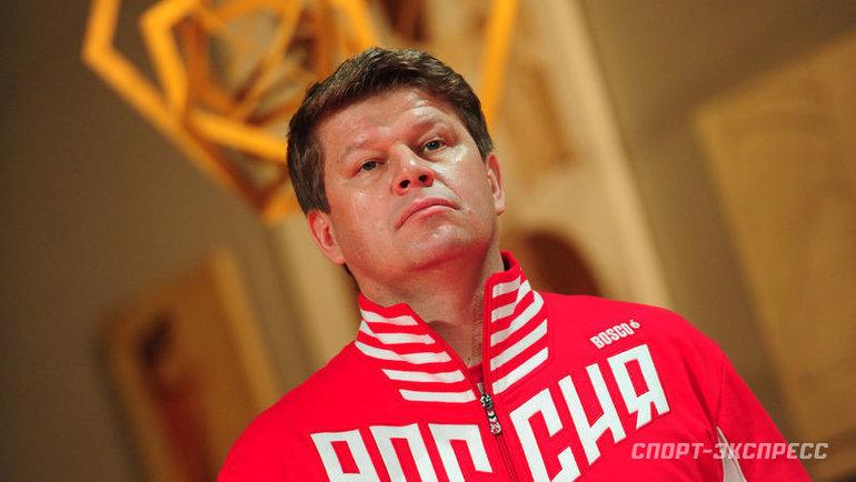 "Дмитрий Губерниев. Фото Федор Успенский., ""СЭ"""
