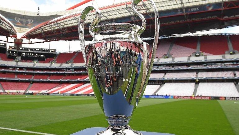 Жеребьевка полуфинала Лиги чемпионов. Фото AFP