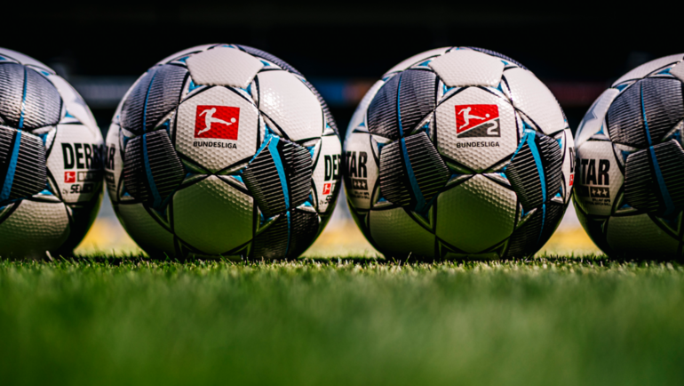 Новый сезон бундеслиги. Фото dfl.de.