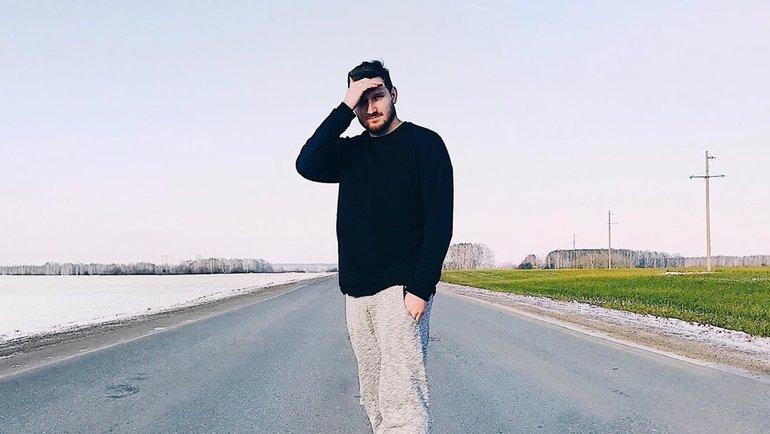 Николай Олюнин. Фото Instagram.