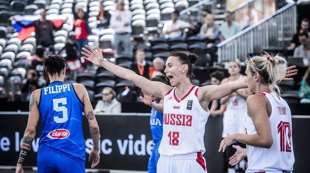 «Промсвязьбанк» поможет баскетболу 3х3