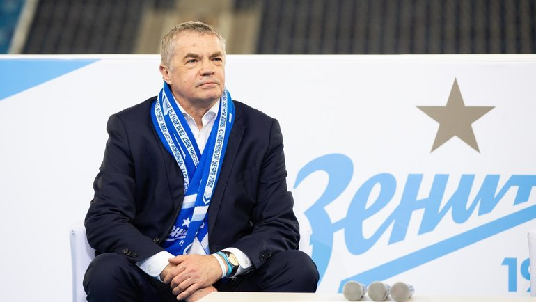 Александр Медведев. Фото Михаил Разуваев., ФК «Зенит»