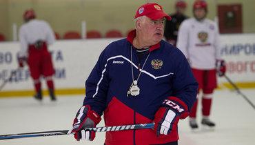 Бывший тренер юниорских сборных России умер на65-м году жизни. Вего командах играли Кучеров иКапризов