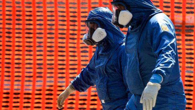 Коронавирус в России. Фото AFP