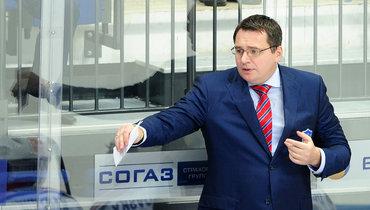 Андрея Назарова пригласили вСДК КХЛ, ноонотказался. Тренер предложил вместо себя Анисина или Панарина