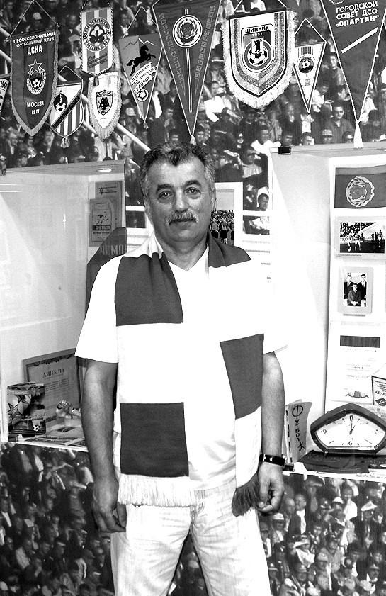 Павел Стипиди. Фото sportfiction.ru.