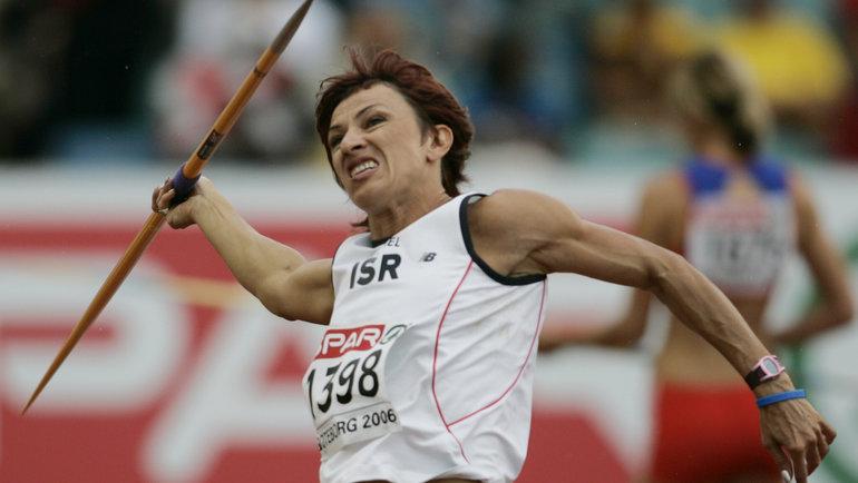 Светлана Гнездилова. Фото AFP