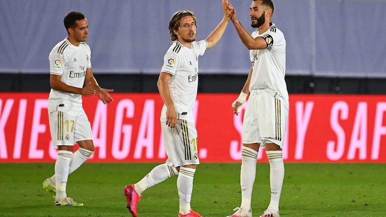 «Гранада» насвоем поле примет «Реал». Фото AFP