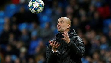 Хосеп Гвардьола и «Манчестер Сити»: опять вЛиге чемпионов.