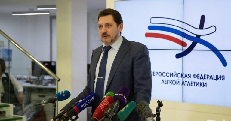 Евгений Юрченко. Фото ВФЛА