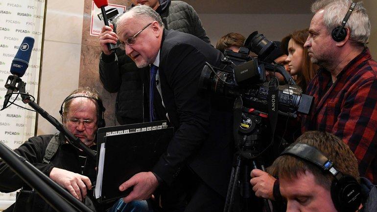 Юрий Ганус. Фото AFP