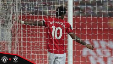 «МЮ» упустил победу над «Саутгемптоном» на97-й минуте инеподнялся взону Лиги чемпионов