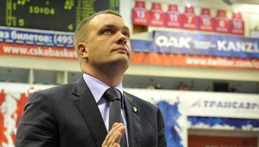 Президент ЦСКА сообщил, что бюджет команды сократится почти натреть
