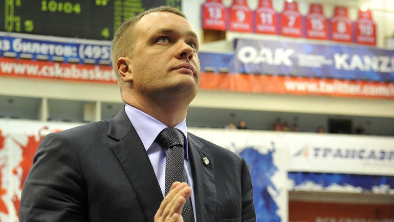 Андрей Ватутин. Фото Никита Успенский