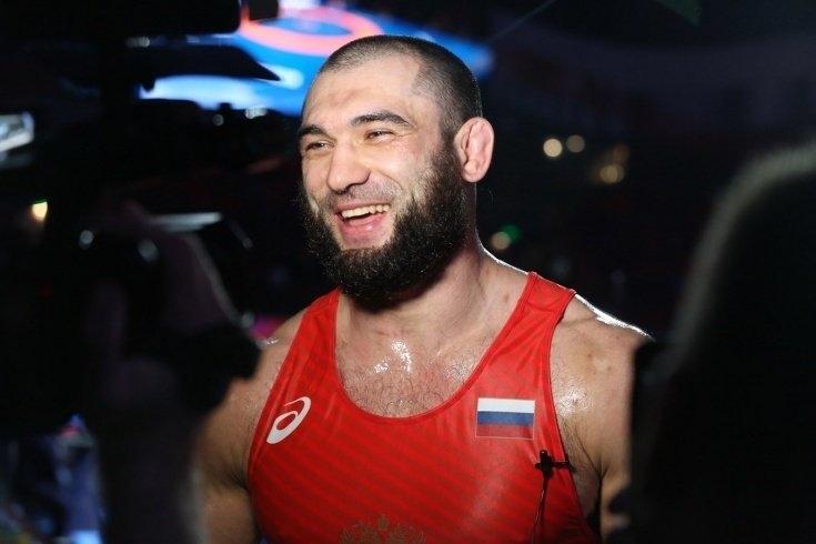Билял Махов. Фото wrestrus.ru.