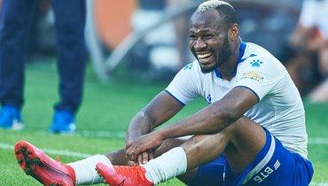 «Динамо» обязано выкупить Игбуна
