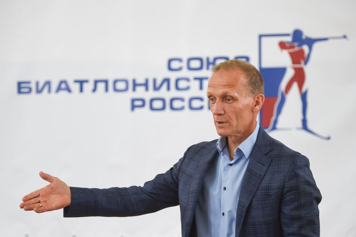 «Результаты сборной нас рассудят». Первое интервью Драчева после ухода споста главы СБР