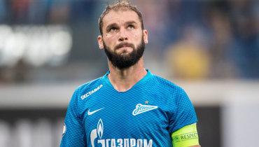 Иванович вернулся в «Зенит»