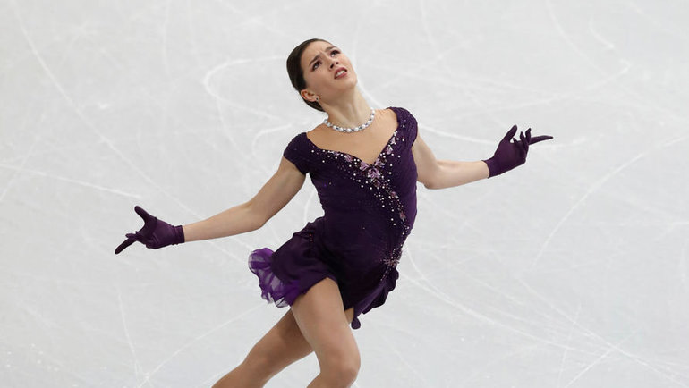 Станислава Константинова. Фото Reuters