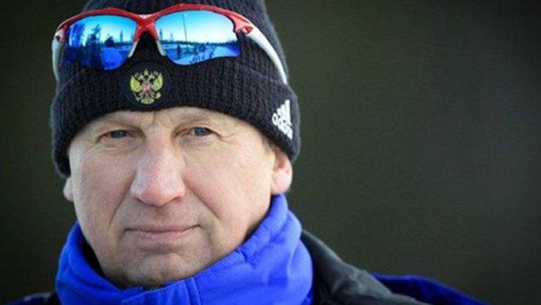 Валерий Польховский. Фото СБР.