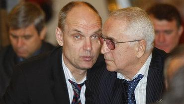 Анзор Кавазашвили: «Бубнов нездоров. Спсихикой нехорошо»