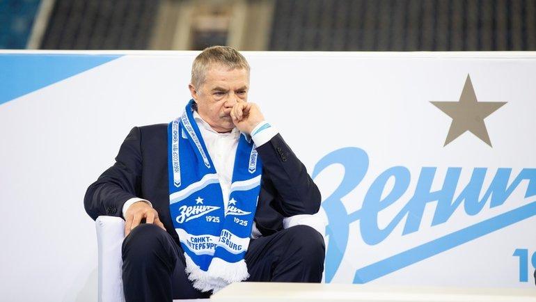 Александр Медведев. Фото Михаил Разуваев, ФК «Зенит»