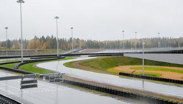Первые официальные соревнования наавтодроме под Санкт-Петербургом пройдут уже через неделю.