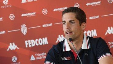 «Монако» уволил Морено. Головин снова без тренера