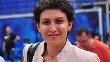 Татьяна Лебедева.