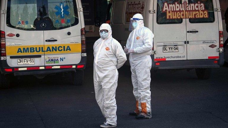 Коронавирус в мире. Фото AFP