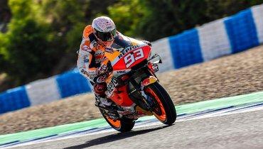 Действующий чемпион MotoGP получил перелом руки