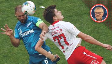 Геннадий Орлов: «Федун назвал «Зенит» дутым чемпионом? А «Спартак»— 9-й, вчера избежал разгрома»