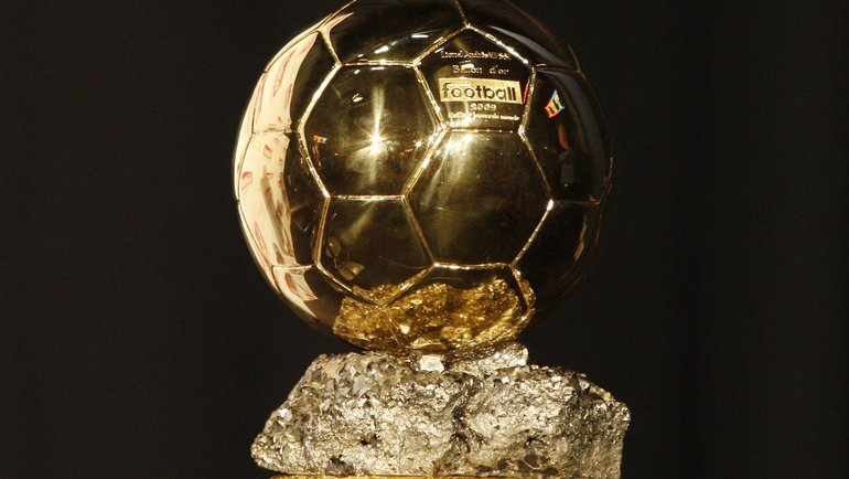 «Золотой мяч». Фото Reuters