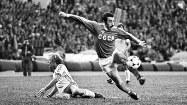 Валерий Газзаев. Фото Сергей Киврин
