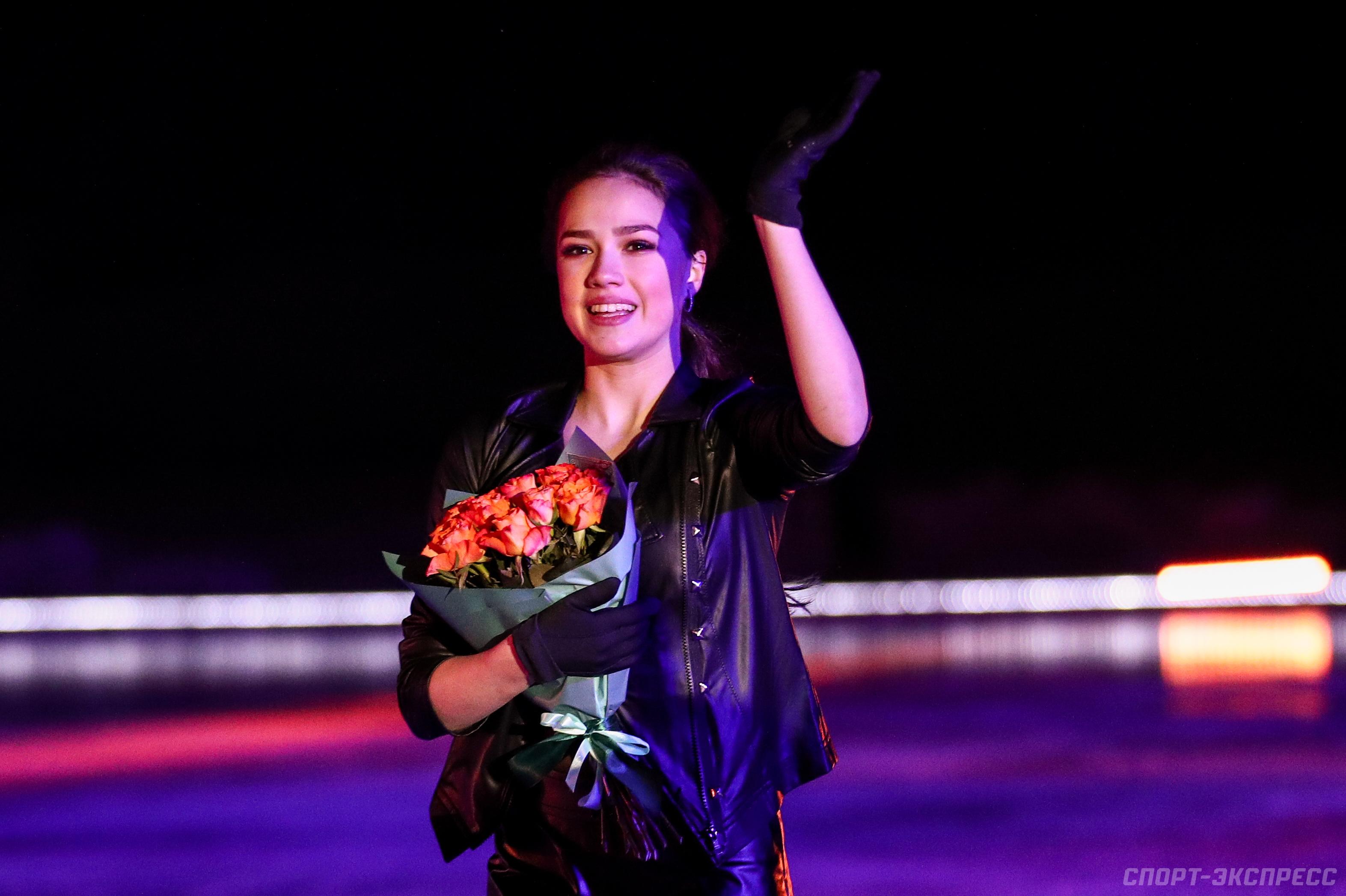Алина Ильназовна Загитова-3 | Олимпийская чемпионка - Страница 10 Origin