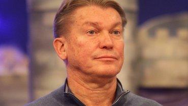 Олег Блохин: «Назначение Луческу— плевок мне вдушу. За «Динамо» болеть небуду»