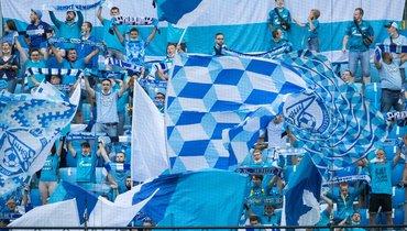 19июля. Санкт-Петербург. «Зенит»— «Спартак»— 2:1. Трибуна сине-бело-голубых.