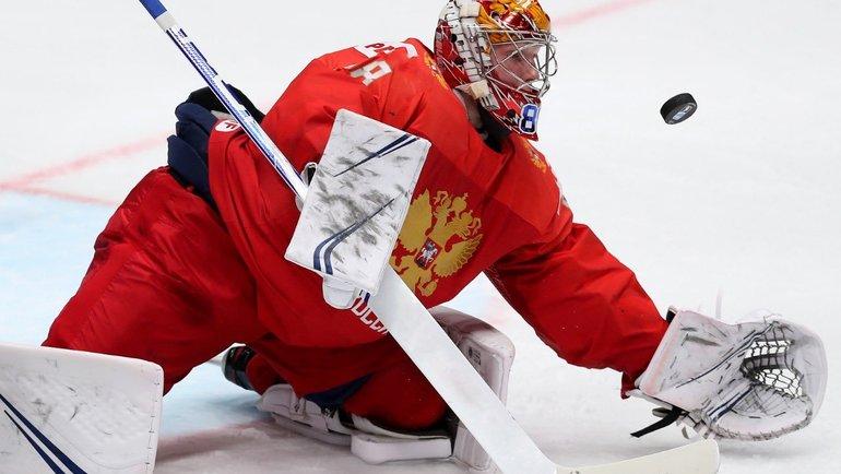 Андрей Василевский. Фото ФХР.