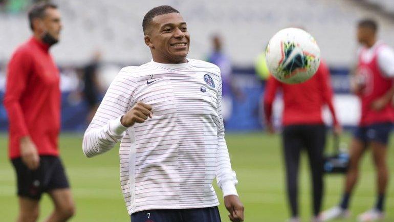 Кильян Мбаппе. Фото Get French Football News.