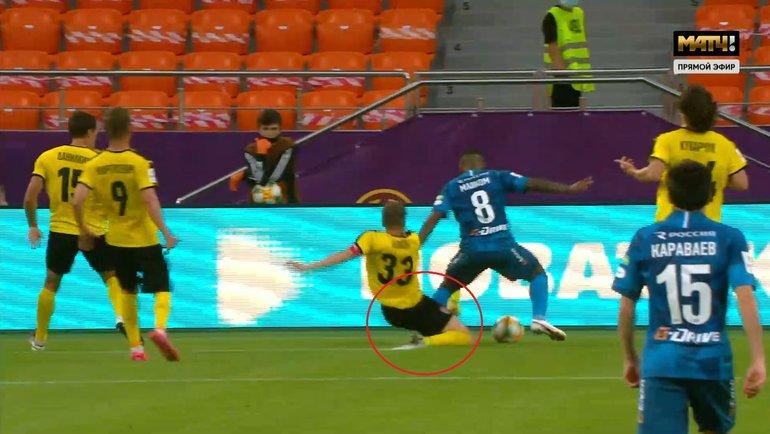 25июля. Екатеринбург. «Зенит»— «Химки»— 1:0.