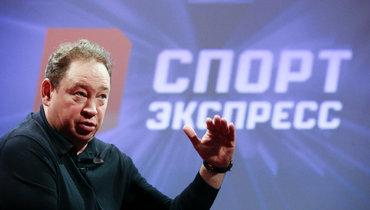 Слуцкий рассказал о «дебоше» сучастием Тарасова всамолете